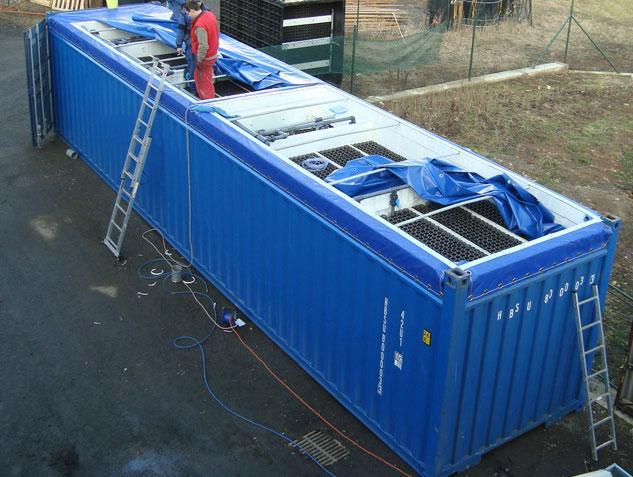 Moveable, mobile based, transportable sewage treatment plant manufacturer
