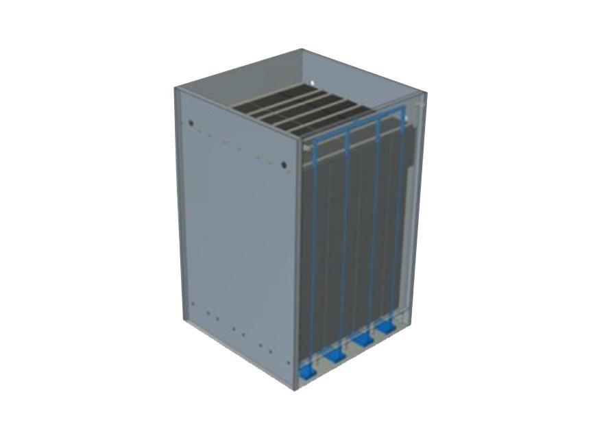 Biokube BioRector — BioKube Decentral Sewage Treatment Plant