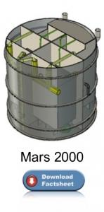 packaged water treatment plant – Mars 2000