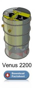 packaged stp system – Venus 2200