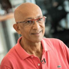 Almoor Kanji director english point Marina