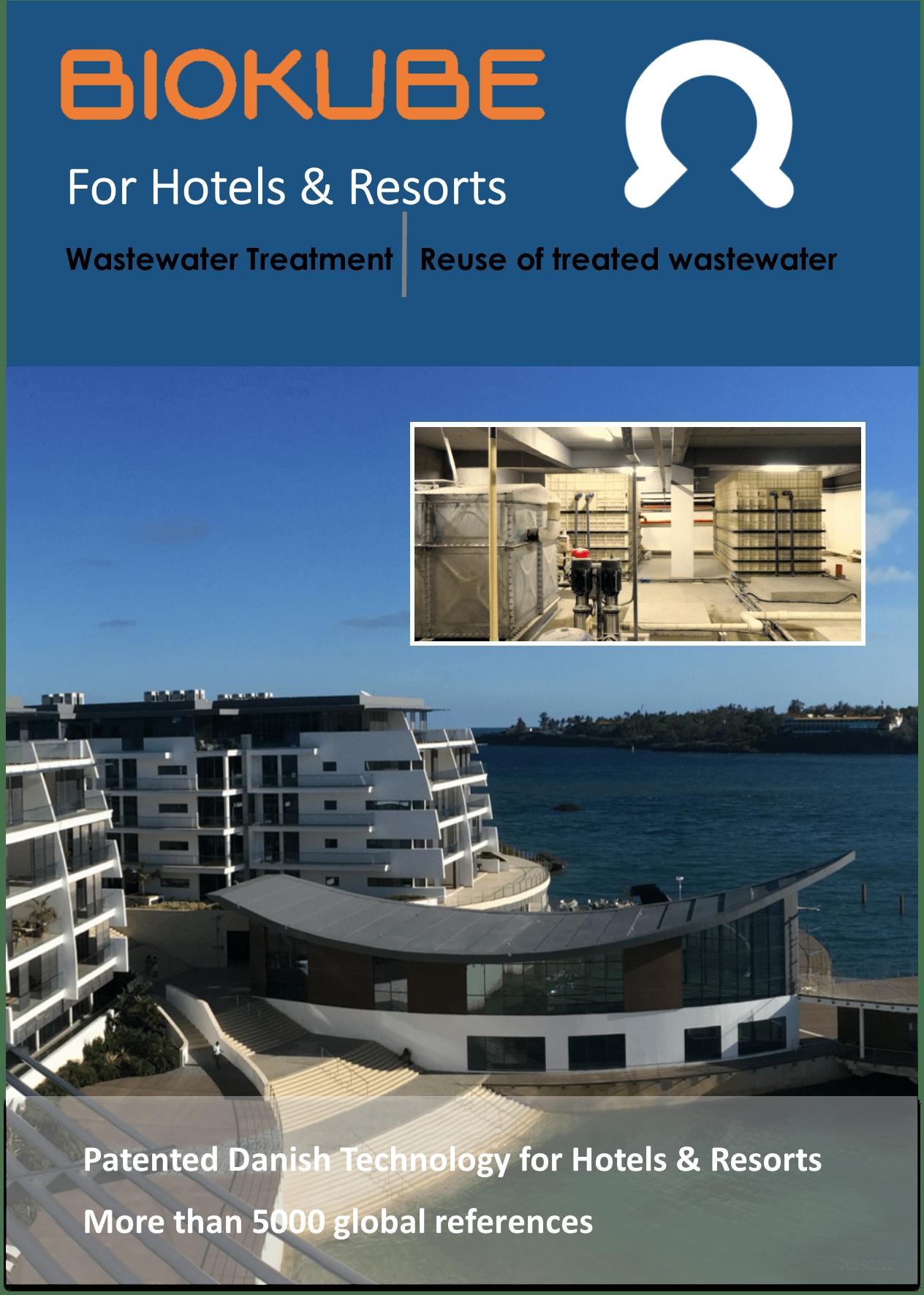 Biokube brochure Hotels and resorts