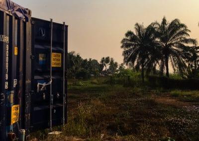 BioContainer Sierra Leone