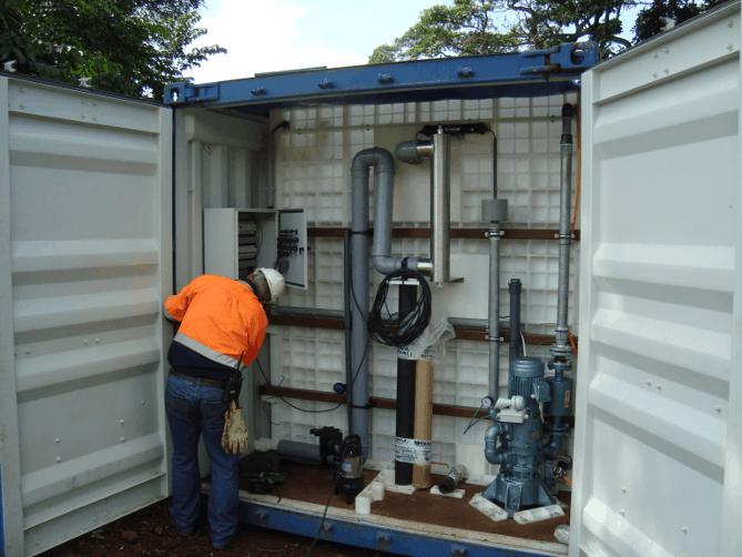 Biokube-Guinea-BioContainer-mobile-sewage-treatment-plant-2