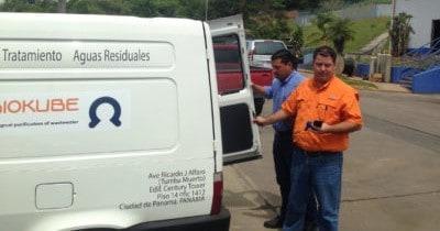 BioKube partner in Panama