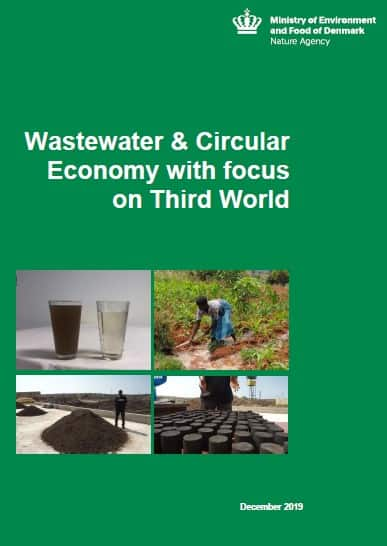 BioKube documentation of wastewater and circular economy