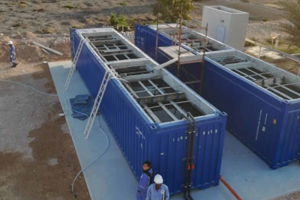 BioContainer 40 foot in Oman - 18
