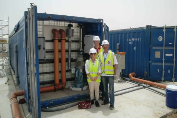 BioContainer 40 foot in Oman - 5
