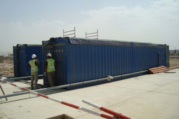 BioContainer 40 foot in Oman - 7