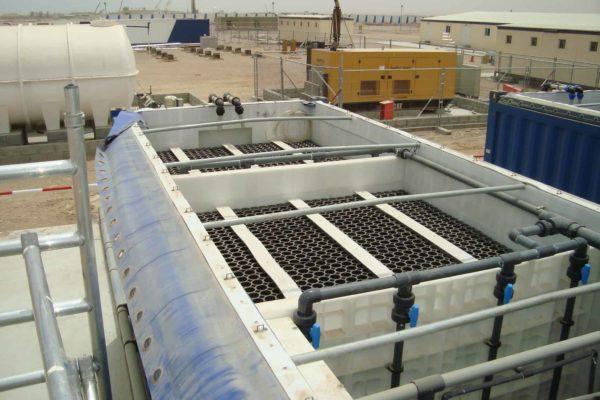 BioContainer 40 foot in Oman - 9