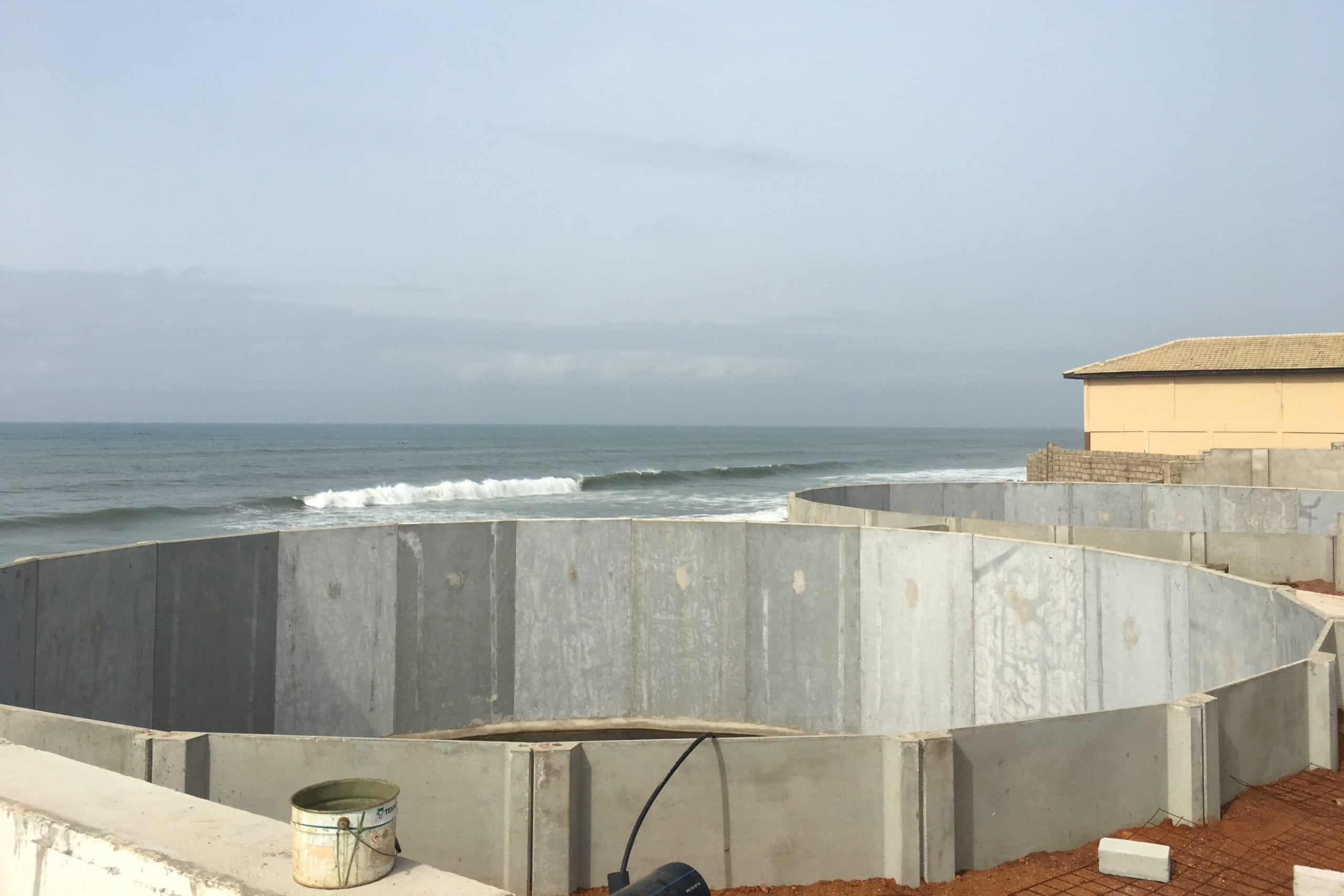 BioKube wastewater system Lavender Hill Ghana - 4
