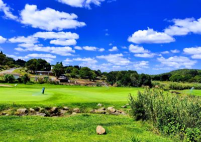 BioReactor at Golf Course in Zimbabwe – water reused