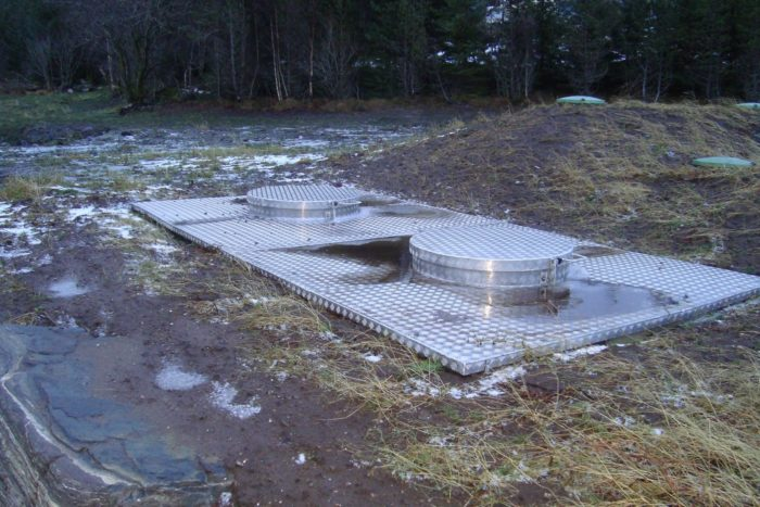 BioKube Jupiter wastewater system for cold area Norway -1