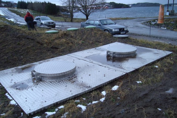 BioKube Jupiter wastewater system for cold area Norway -2