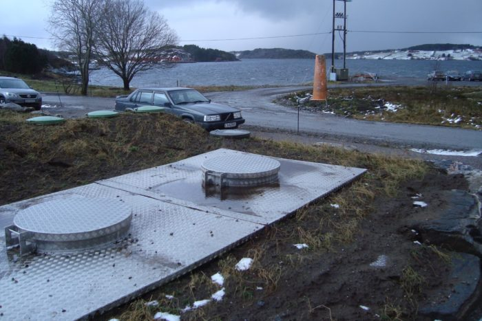 BioKube Jupiter wastewater system for cold area Norway -3