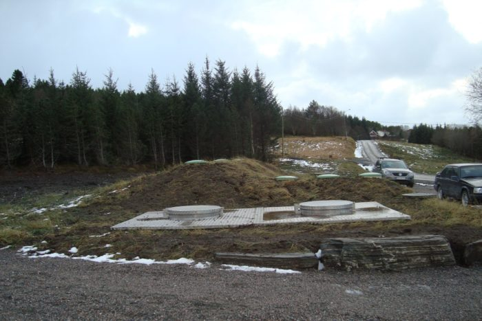 BioKube Jupiter wastewater system for cold area Norway -6