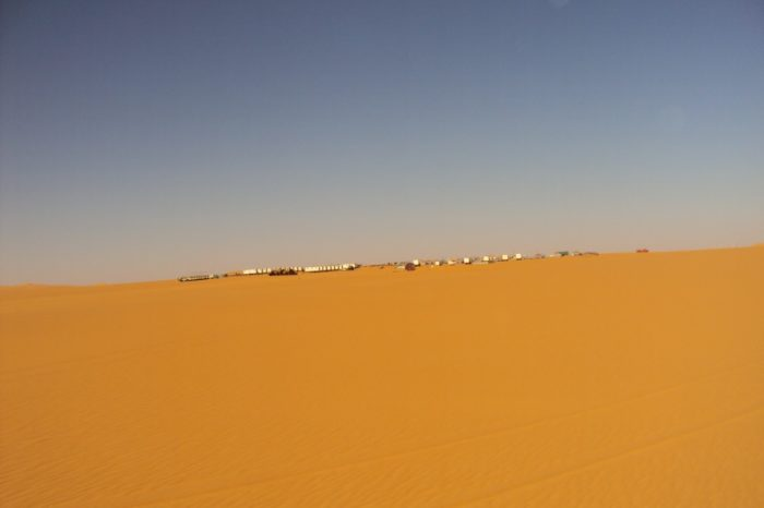 BioReactor 20 foot OT wastewater system in the dessert in Libya -7