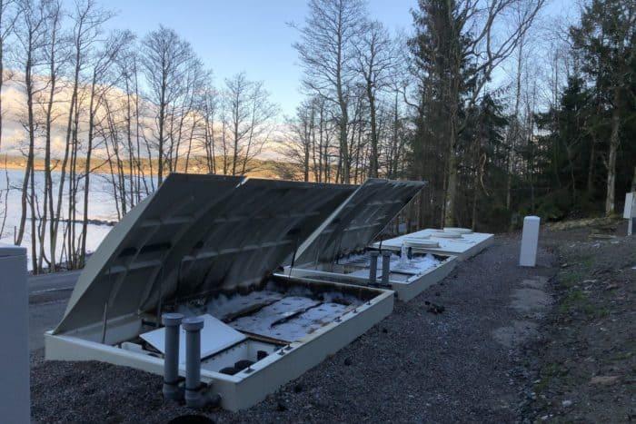 Jupiter 75 Biokube wastewater system Sweden -10