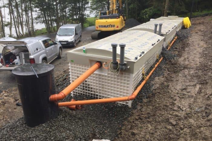 Jupiter 75 Biokube wastewater system Sweden -7