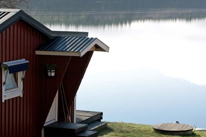 Venus at summerhouse in Sweden