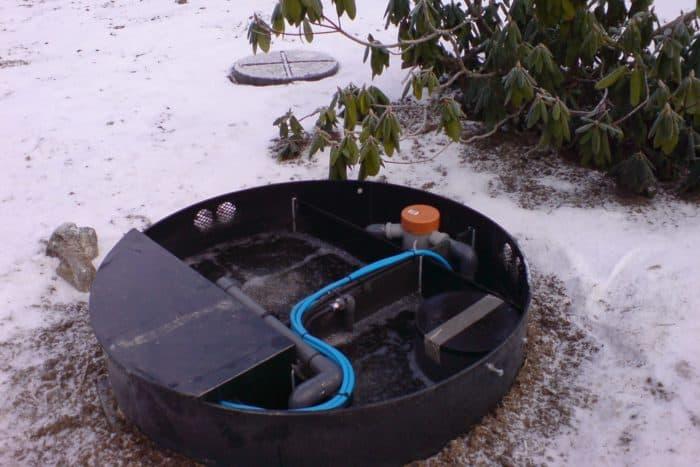 Venus in cold area Sweden